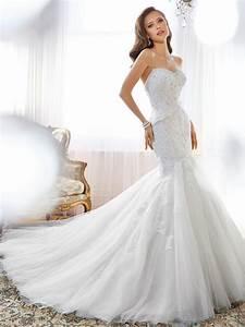 mermaid wedding dress with sweetheart neckline and back corset With create wedding dress
