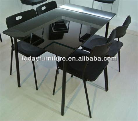 pas cher table 224 manger moderne chaise salle 224 manger lots de meubles en m 233 tal id du produit