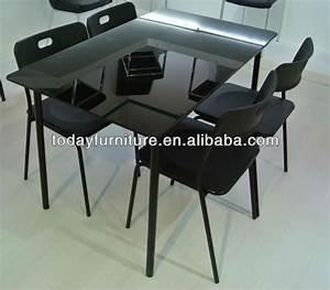 davausnet table salle a manger rouge avec des idees With meuble salle À manger avec chaises salle À manger rouge