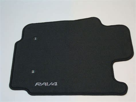 floor mats toyota genuine toyota luxury single driver front floor carpet mat rav4 pz410x235eka ebay