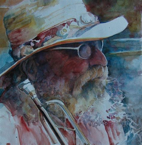 hand  portrait painting   man  beard