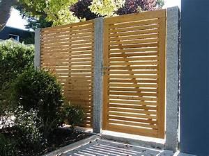 Gartentor Holz Kaufen : gartenzaune aus holz nurnberg ~ Markanthonyermac.com Haus und Dekorationen
