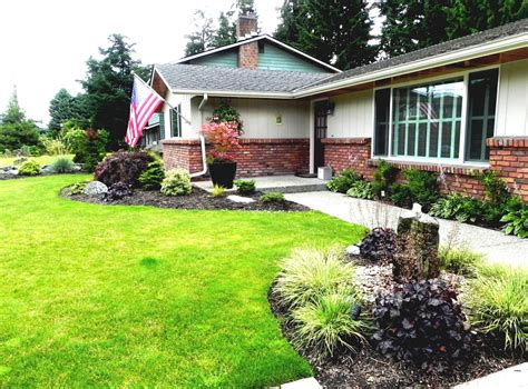 Small Yard Landscaping Ideas Mobile Homes Garden Post