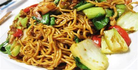 resep mie goreng jawa enak indo noodle dish pinterest