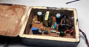 Atx Power Supply Tester Circuit Diagram