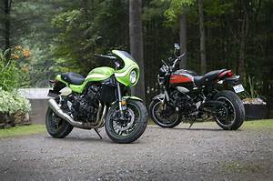 Kawasaki Z900rs 2018 : test ride 2018 kawasaki z900rs caf canada moto guide ~ Medecine-chirurgie-esthetiques.com Avis de Voitures