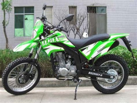 2014 Roketa 250cc Enduro 4 Stroke Street Legal Dirt Bike