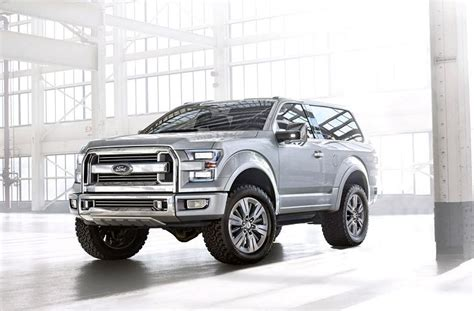 Ford Bronco Gas Mileage For 2018 Reviews Info