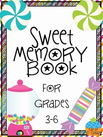 Candy End Memory Theme Preschool Activity Graduation