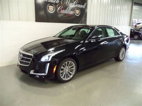 Cadillac Ats 2 0 Turbo 0 60 by Purchase New 2014 Cadillac Ats 2 0l Turbo Luxury In 2820