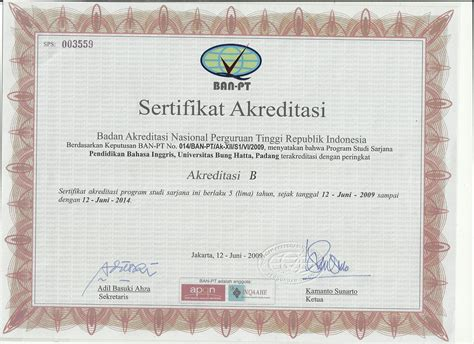 sertifikat akreditasi