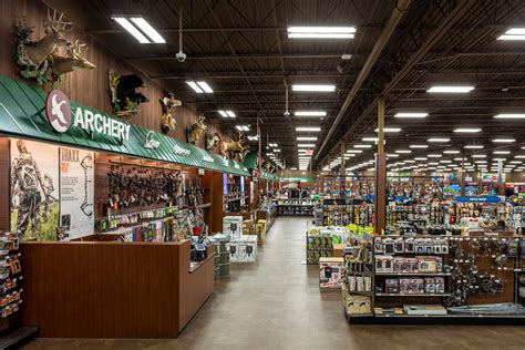 Gander Mountain Retail Construction