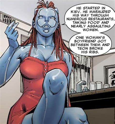 Transonic - X-Men - Five Lights - Marvel Comics - Hope ...