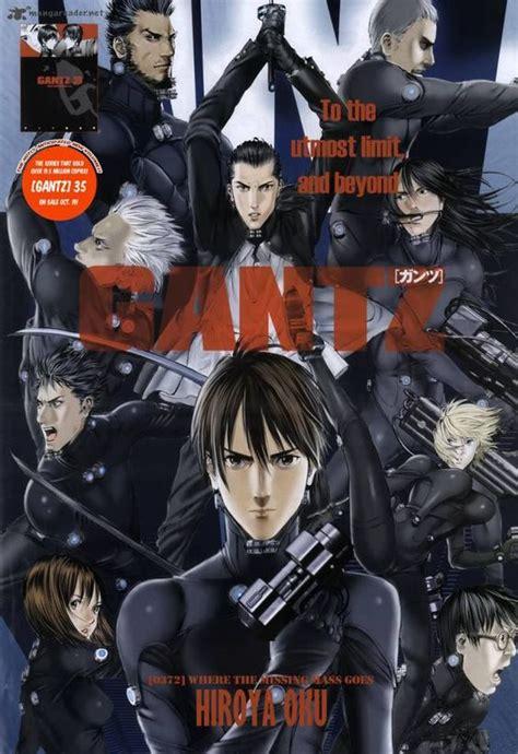 gantz  hiroya oku  preferred   action movies