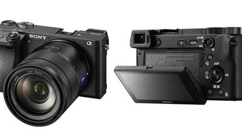 Sony Jadi Kamera Mirrorless Dengan Auto Fokus