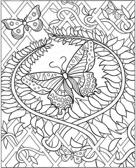 coloring pages coloring pages intricate intricate