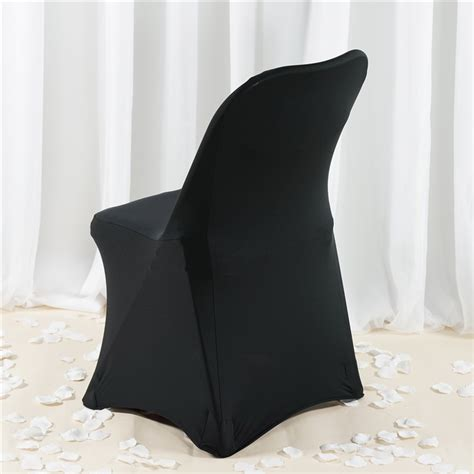 premium spandex folding banquet chair covers wedding
