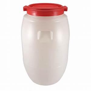 60 Liter Fass : schraubdeckelfass 60 liter wei aus hd pe eimer ~ Frokenaadalensverden.com Haus und Dekorationen