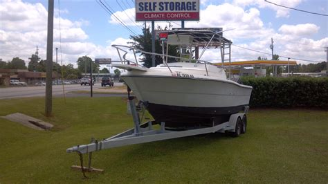 Boat Half Tower For Sale by 26 Pursuit Customer Half Tower Full Electronics The Hull
