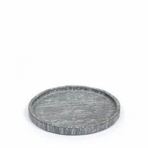 Untersetzer Für Blumenkästen : runder blumenk bel keramik in grauer beton optik online kaufen auf ~ Orissabook.com Haus und Dekorationen