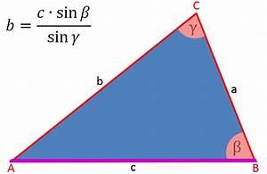 Seitenverhältnis 4 3 Berechnen : sinussatz und dreieck berechnen eines dreiecks ~ Themetempest.com Abrechnung