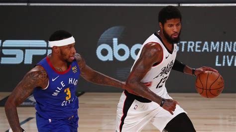 La, who had to go without kawhi leonard and paul george for big chunks of the regular season, deliberately threw their last two games to enter this side of the bracket, a huge call that. NBA Playoffs 2020: Los Angeles Clippers vs. Denver Nuggets ...