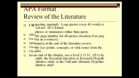 How To Prepare Apa Format Research Report Youtube