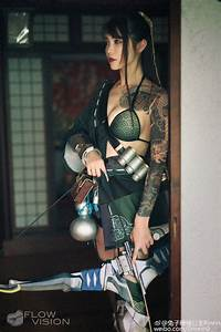 Charming But Deadly Hanzo Overwatch Cosplay MMORPG
