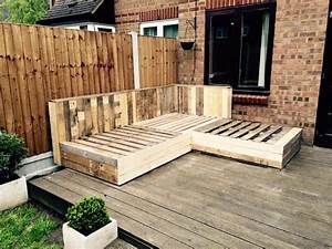 Meuble Pour Terrasse : construire un auvent de terrasse 12 id233es pour ~ Premium-room.com Idées de Décoration