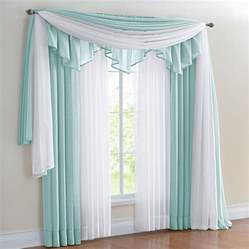 jcpenney sheer curtains with valance curtain enchanting jcpenney valances curtains for window