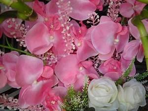 Fleur Rose Et Blanche : les fleurs rose et blanche ~ Dallasstarsshop.com Idées de Décoration