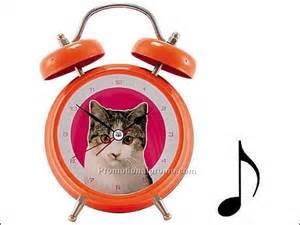 cat alarm clock alarm clock animal sound cat china