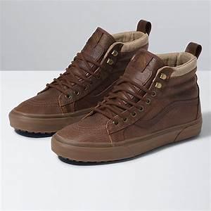 Chocolate Shoes Size Chart Sk8 Hi Mte Shop Shoes At Vans