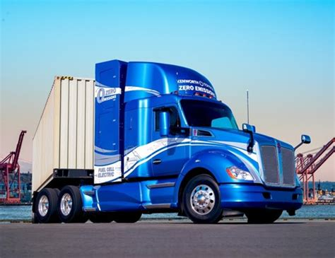 kenworth  toyota collaborate  develop  emission