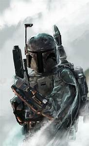 Star Wars - Bobba Fett by David Seguin | Geek-o-rama ...