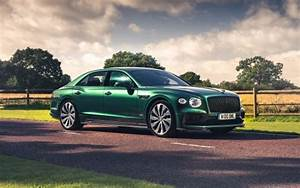 Bentley, Flying, Spur, Styling, Specification, 2020, 4k