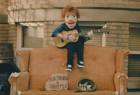 Ed Sheeran Lança Clipe Do Quinto Single Do