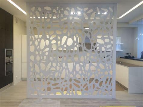 Laser cut metal oak frame partition   Kverkus   Pinterest