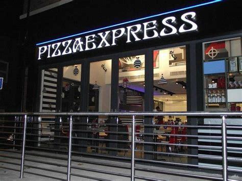 cuisine express pizza express sheffield 483 ecclesall rd restaurant