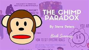 The Chimp Paradox Summary - Steve Peters (Animated Book ...