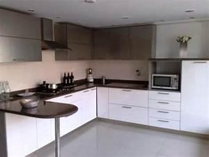 Simple L Shaped Kitchen Designs