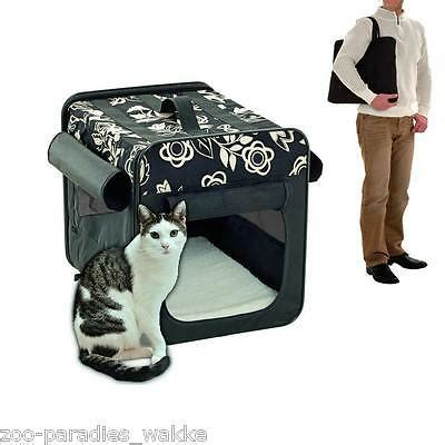 karlie transportbox smart top deluxe karlie falt transportbox smart top deluxe gr 246 223 e s faltbox f 252 r hunde eur 45 99 picclick de