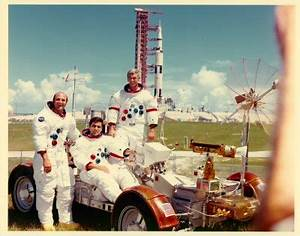 Final Apollo Mission - Pics about space