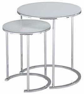 Table Basse Gigogne Verre : table gigogne verre quebec ~ Teatrodelosmanantiales.com Idées de Décoration