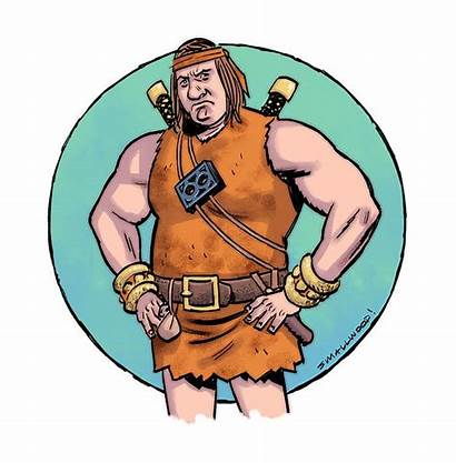 Comic Greg Smallwood Groo Artist Darth Vader