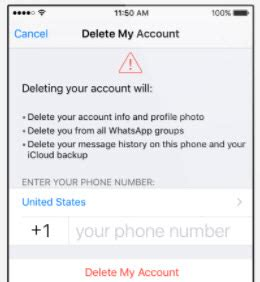 how do i delete apps from my iphone how to delete whatsapp data on iphone