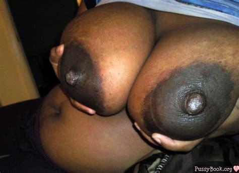 Big African Black Tits