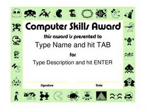 professional certificate template 22 free word format