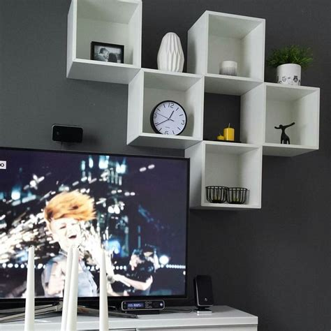 Ikea Eket Badezimmer by Ikea Eket Series Around A Tv Decor Ideas In 2019 Ikea