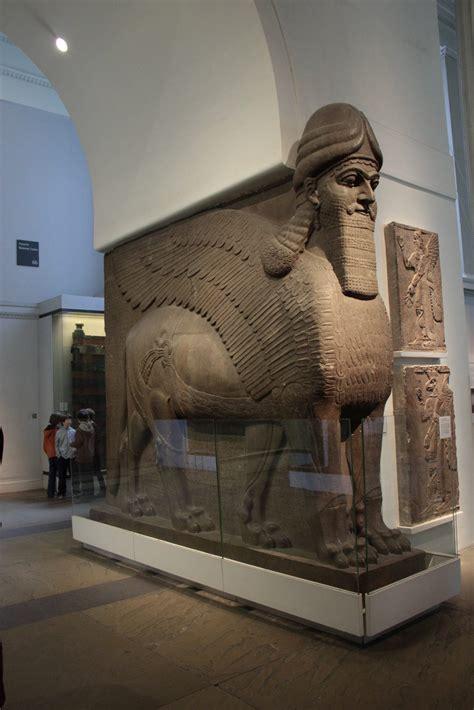 Arte assíria - características, esculturas, fotos ...